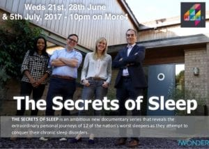 The secrets of sleep - Chanel 4 documentry